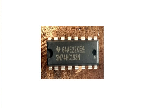 Circuito integrado SN74HC193N original