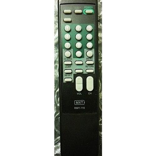 Controle remoto TV SONY MODKV21FE12B   RMT V297C  1433  2033  2932