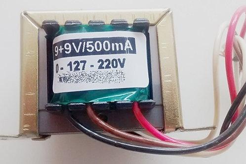 Transformador Forca   99V 500mA 110  220V AC  Marca Gilson