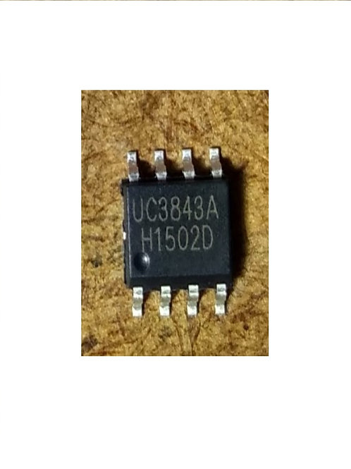Circuito integrado UC3843 SMD  SOP8 original
