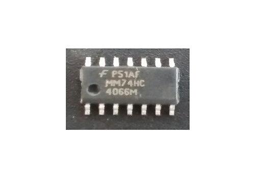 Circuito integrado MM74HC4066M  SMD 14 pinos original