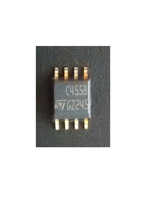 Circuito integrado RC4558 SMD 8 pinos original
