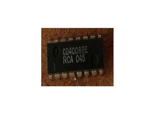 Circuito integrado CD4008BE original