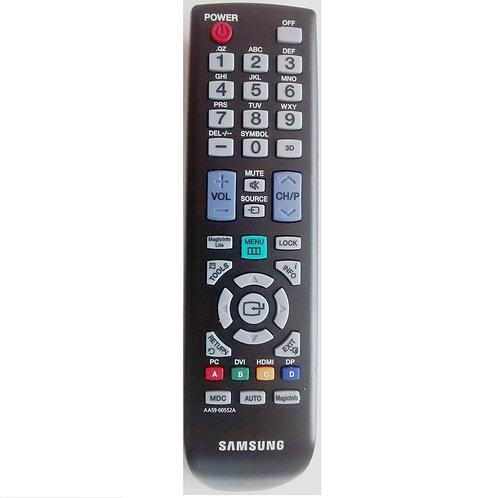 Controle remoto TV SAMSUNG 3D LED  LCD AA5900552A ORIGINAL