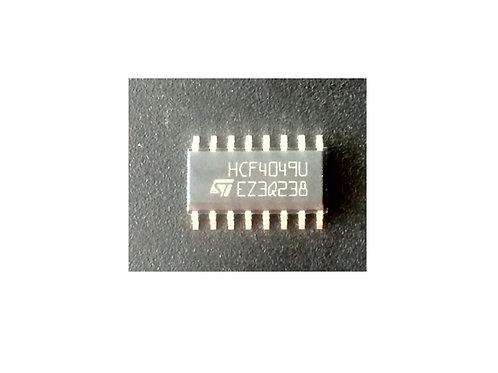 Circuito integrado HCF4049UBCM SMD original