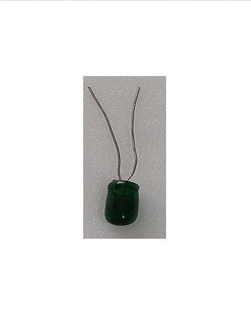 Lampada Bosh 6 V Verde com fio