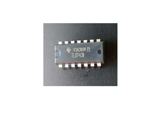 Circuito integrado TL074CN DIP original