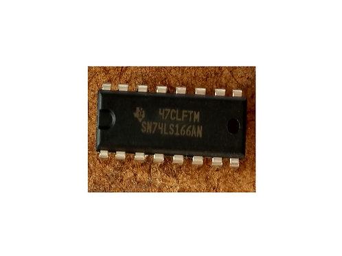 Circuito integrado SN74LS166AN original