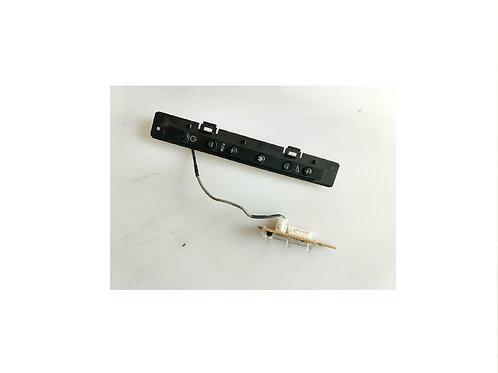 Teclado  TV Philips 40PFL3605D