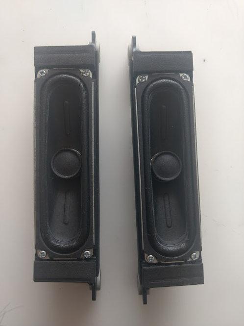 Alto falante  TV Samsung UN32FH5203G   6ohms  10W  codigo F3L08SJ62 PAR