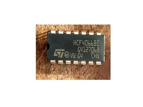 Circuito integrado HCF4066  CD4066 14 pinos original