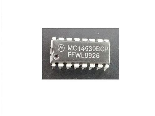 Circuito integrado MC14539 BCP  16 pinos original