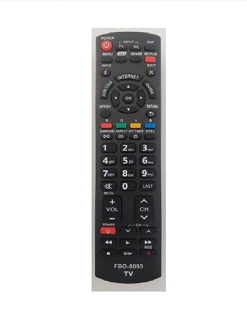 Controle Remoto TV Panasonic LCD Viera com Netflix- FBG-8093