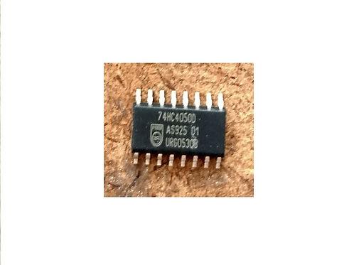 Circuito integrado 74HC4050D SMD original