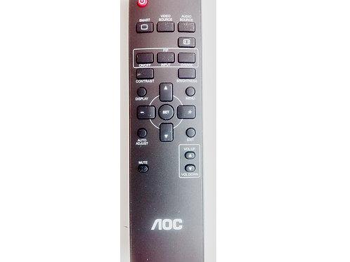 Controle remoto TV AOC com USB e PIP