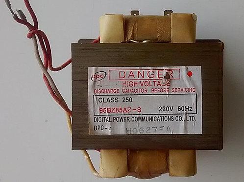 Transformador Forca alta para microondas 95BZ85AZS 220v 60hz