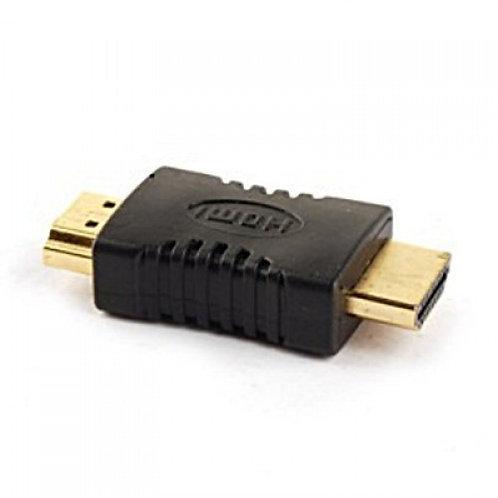 Adaptador HDMI macho X HDMI macho