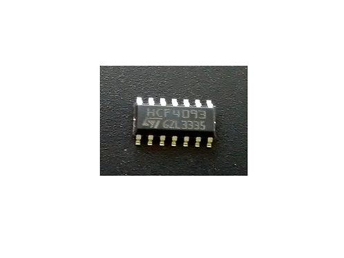 Circuito integrado HCF4093 SMD original