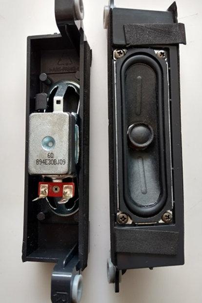 Alto falante TV Samsung UN32H4303AG  6 ohms codigo B94E30BJ09 par