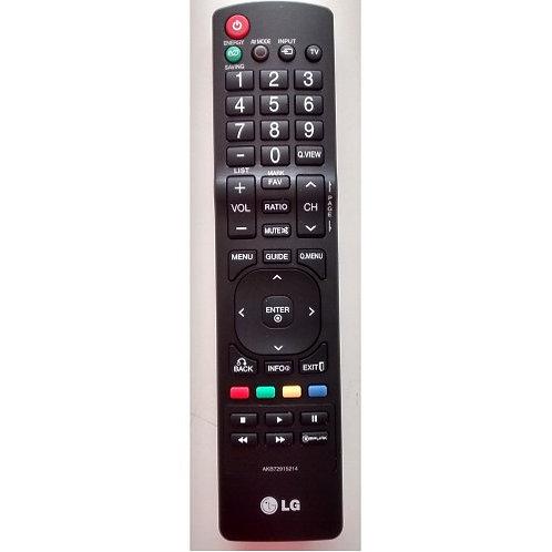 Controle Remoto TV LG LCDLEDPLASMA AKB72915214