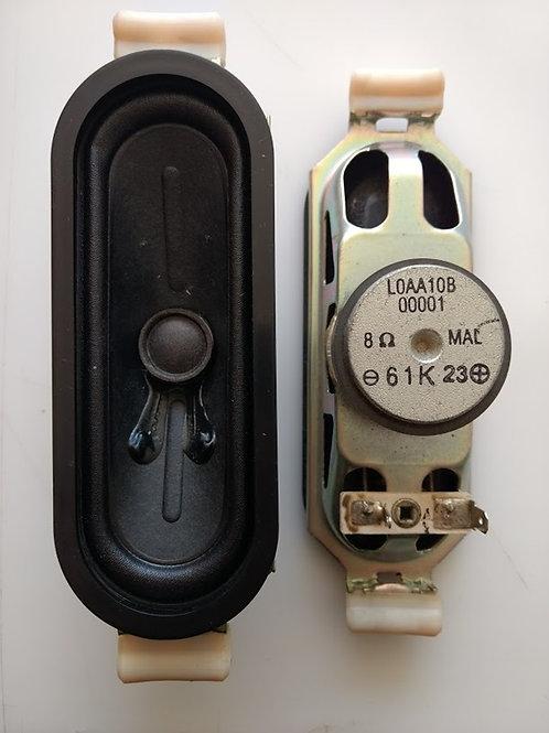 Alto falante TV Panasonic TCL32C30B  8 ohms codigo LOAA10B00001 PAR