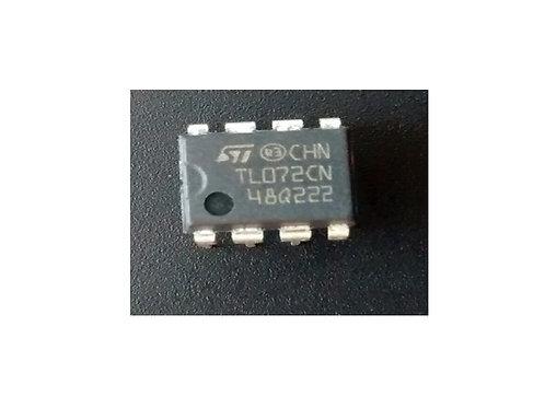 Circuito Integrado TL072CN ORIG Normal