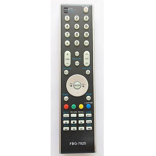 Controle remoto TV  SEMP TOSHIBA LCD  LED SKY7925 MOD CT 90333  LC3247FDA