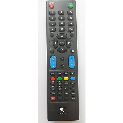 Controle remoto TV PHILCO LCD LED MODPH32d   PH32m   PH42m  PH32F33GD