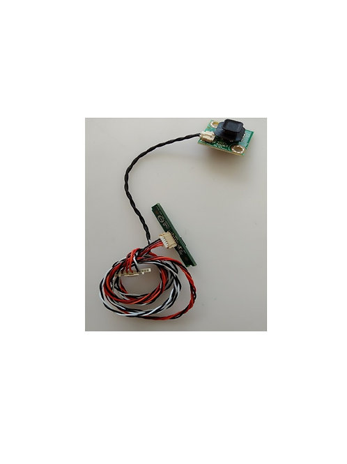 Placa Do Sensor Powerteclado Tv Philips 40pfg510978