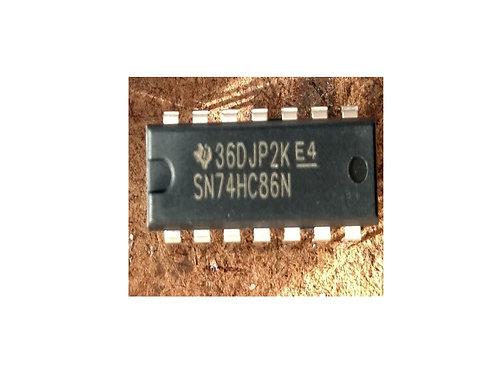 Circuito integrado SN74HC86N original