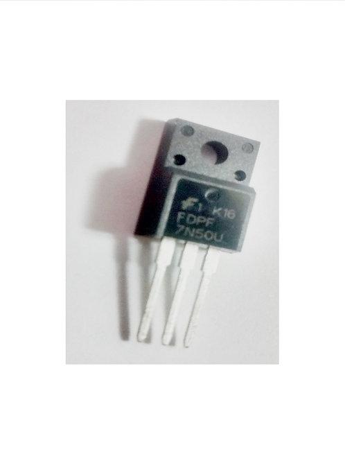 Transistor FQPF7N50  P7N50 isolado original