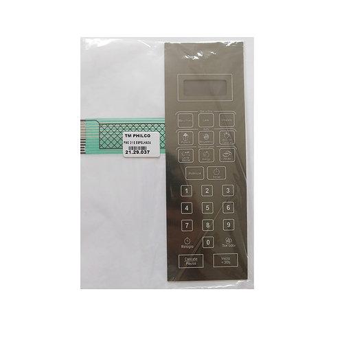 Membrana Microondas Philco PMO21E- Espelada