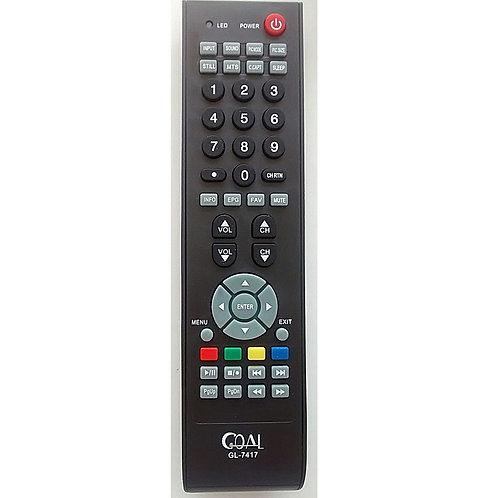 Controle remoto TV Semp Toshiba CT6420  6360
