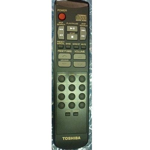 Controle Remoto som CR7215CD Toshiba original
