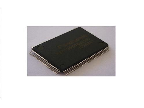 Circuito Integrado M 38198MCA829FP SMD  Original Panasonic