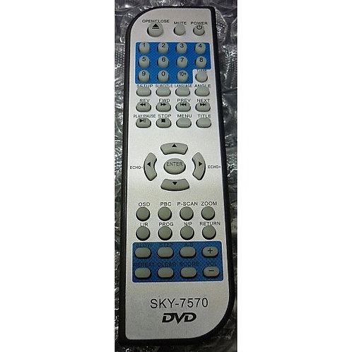 Controle Remoto DVD ELETROVISION MOD Ev300  407  597