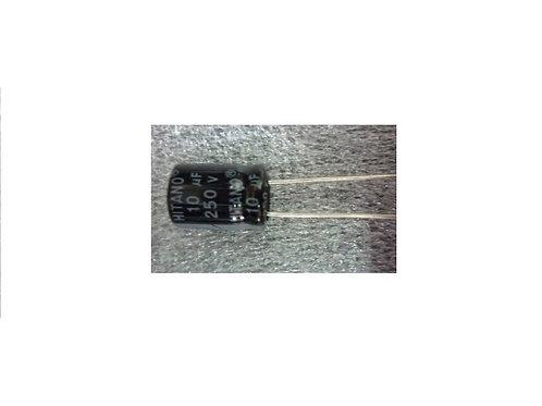 Capacitor Eletrolitico 10uf x 250V  105