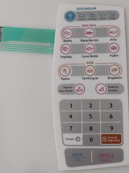 Membrana Microondas Electrolux Mod MEF 30  MEF30