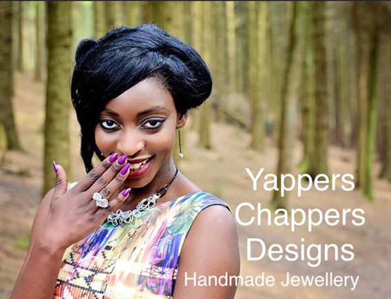 Yappers Chappers Designs handmade jewell
