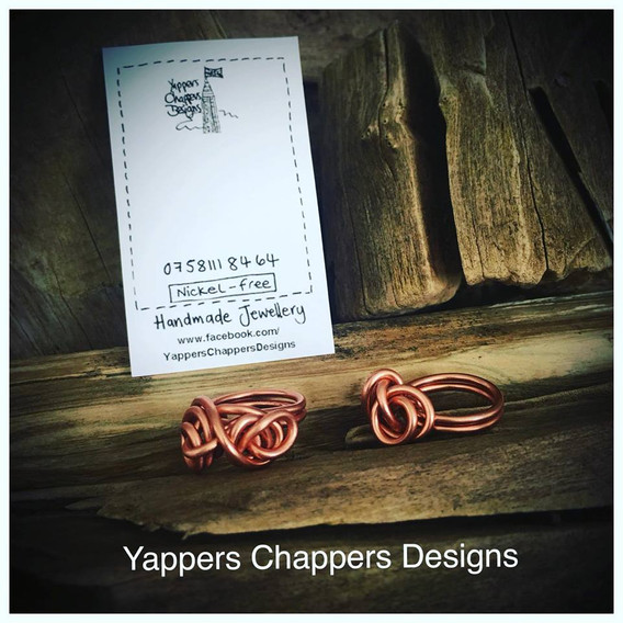 Yappers Chappers Designs handmade Twiste