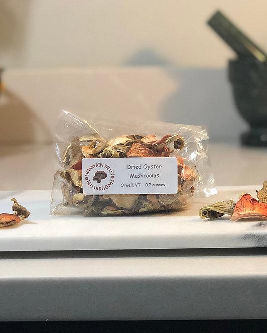 Dried oyster mushrooms (0.7 oz)