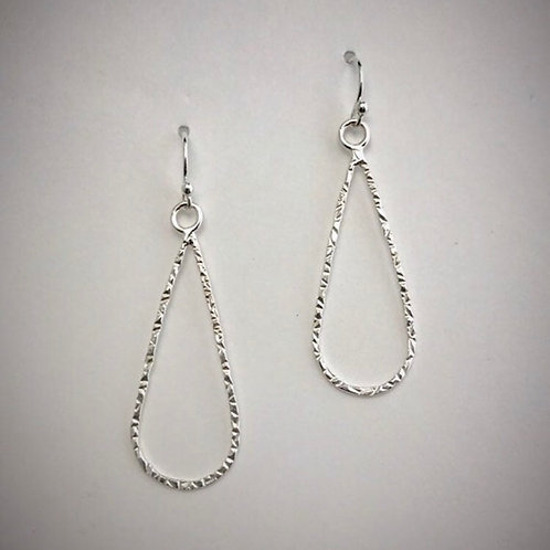 Sterling Small TearDrop Earrings