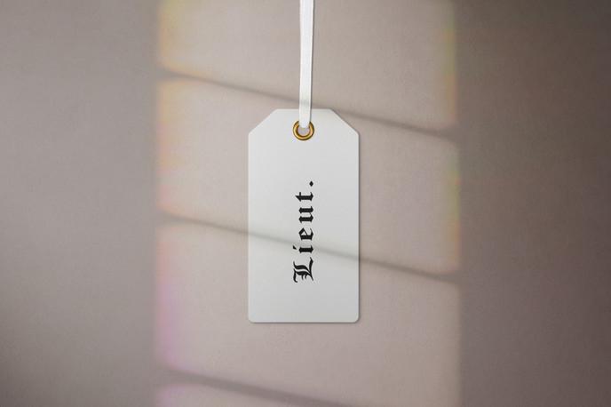 Lieut. Clothing Label