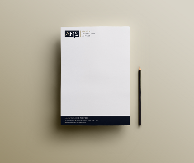 Arabela Management Services Letterhead