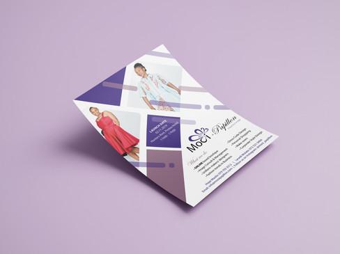 Mooi-Papillon Flyer