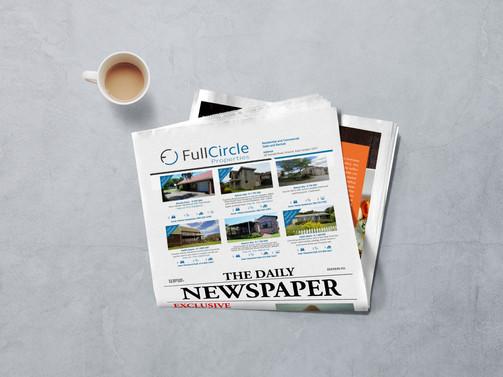 FCP Newspaper Advertisement