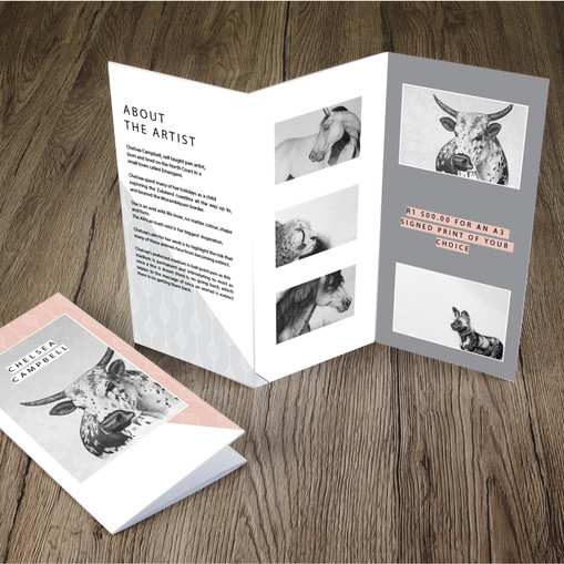 Chelsea Campbell Information Brochure