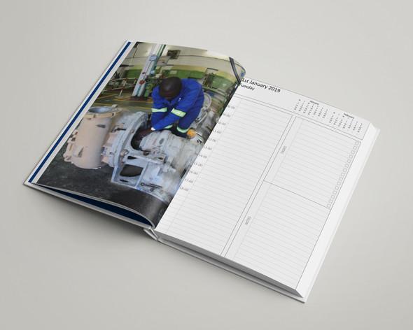 Springbok Group 2020 Diary