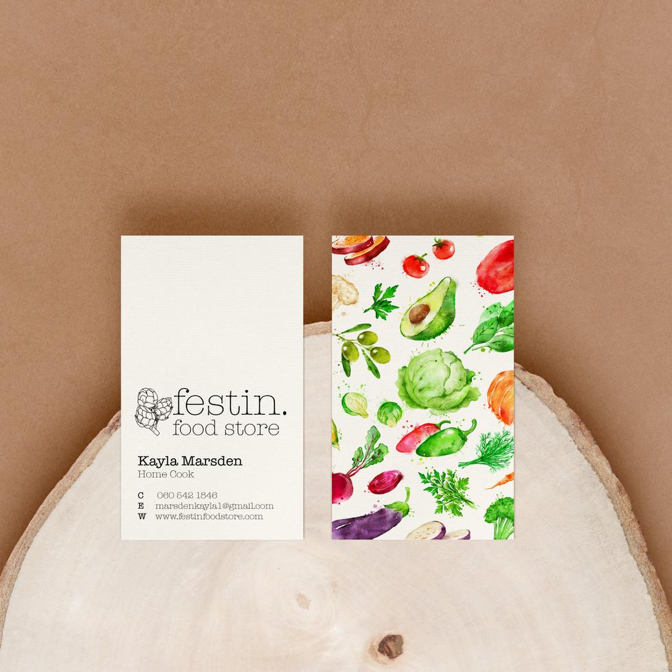 Festin Business Cards