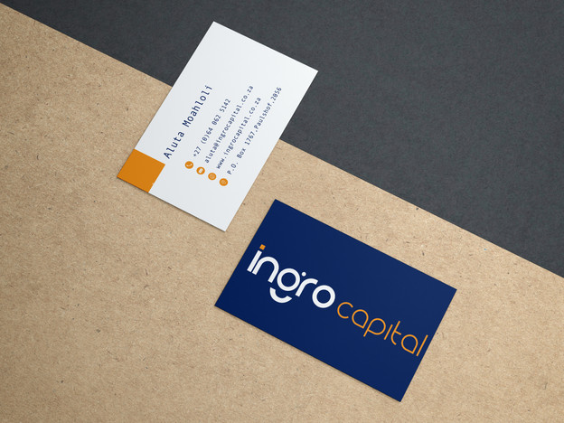 Ingro Capital Business Cards
